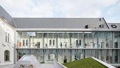 BuBaO Sint-Lievenspoort / evr-Architecten + Callebaut Architecten