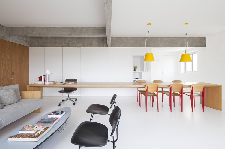 Apartamento Pantone  / AR Arquitetos, © Maíra Acayaba