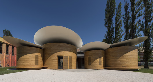 House of Music / Mario Cucinella Architects