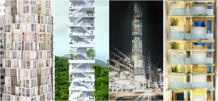 Bee Breeders Announce Winners of Hong Kong Pixel Homes Competition, Courtesy of Bee Breeders
