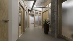 Centro de fisioterapia y estética Sana Sana / NAN Arquitectos
