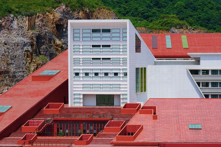 Guizhou Firestation / West-line studio, © Haobo Wei