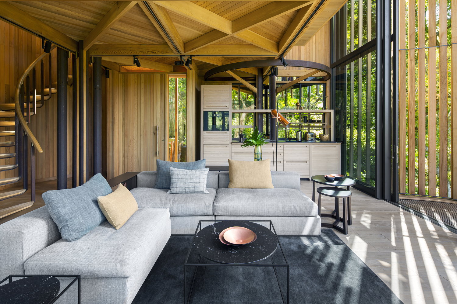 Gallery of Tree House / Malan Vorster Architecture Interior Design on wood slides, roller bearing slides, tree houses for adults, park slides, easter slides, office slides, tree houses for girls, tree themed playgrounds,