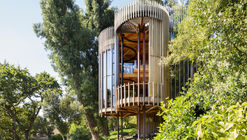 Casa árbol / Malan Vorster Architecture Interior Design