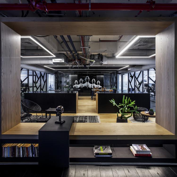 Undisclosed Office / Turman Romano, © Yoav Gurin