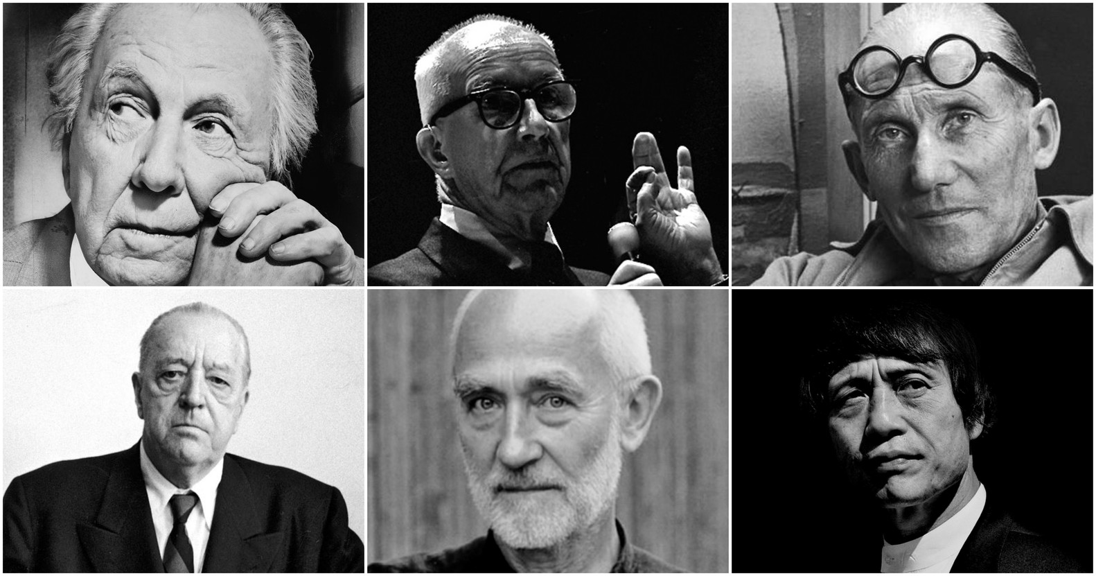 Gallery of 9 Incredibly Famous Architects Who Didnt Possess an