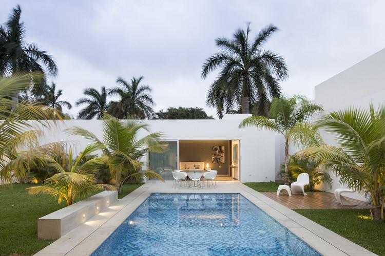 Casa Ancha / Augusto Quijano Arquitectos, © Eduardo Calvo Santisbón