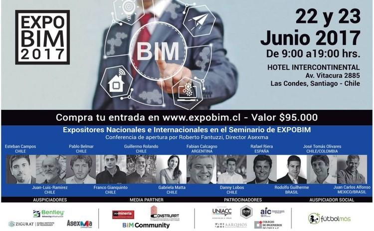 EXPO BIM 2017, Expobim