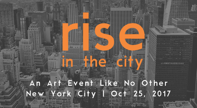Call for Entries: rise in the City, An Art Event like no other