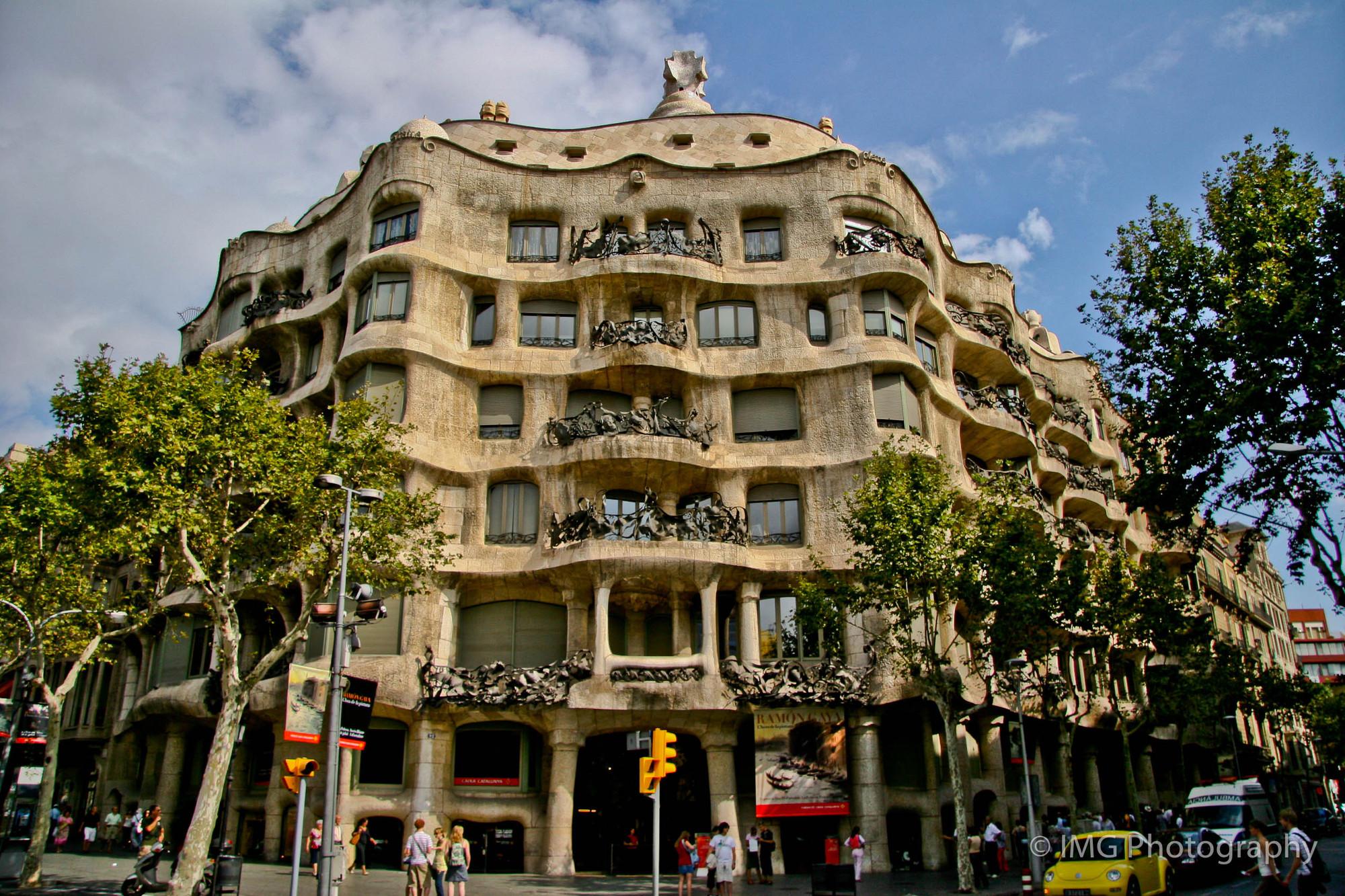 Galeria de guia de arquitetura de barcelona 10 obras for Permiso de obras barcelona