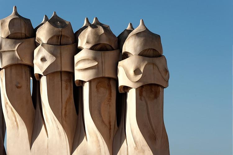 The Architecture in Barcelona Antoni Gaudi