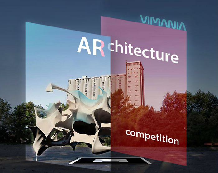 Call for Entries: Vimania Architecture Competition, competition poster