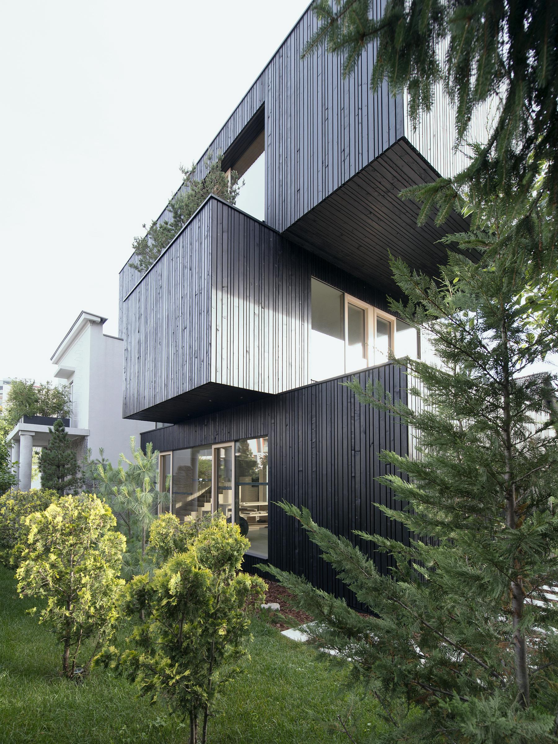 3shoebox House Ofis Architects Archdaily