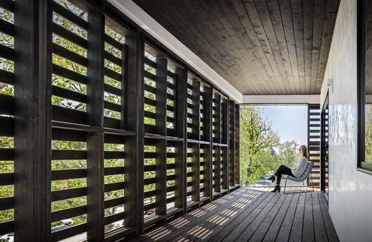 Denver Pallet House / Meridian 105 Architecture