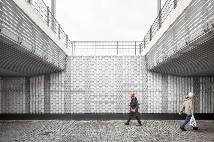 Willem II Passage / Civic Architects, © Stijn Bollaert