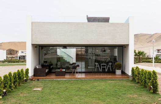 Casa A / BORDE