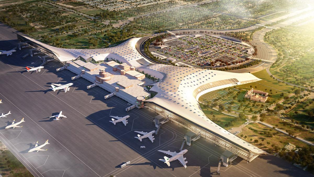 Arquitectos españoles diseñan el nuevo aeropuerto de Lahore en Pakistán