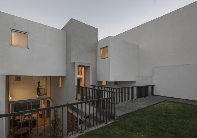 Penélope House / Alexandro Velázquez Moreno, © Onnis Luque