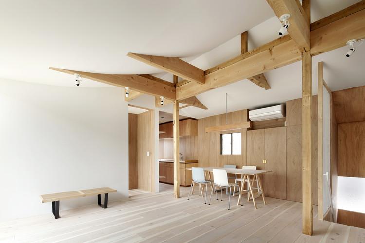 House for 4 Generations / tomomi kito architect & associates, © Satoshi Shigeta