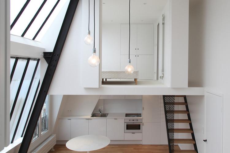 Loft L / jbmn architectes, © Hermann Wendler