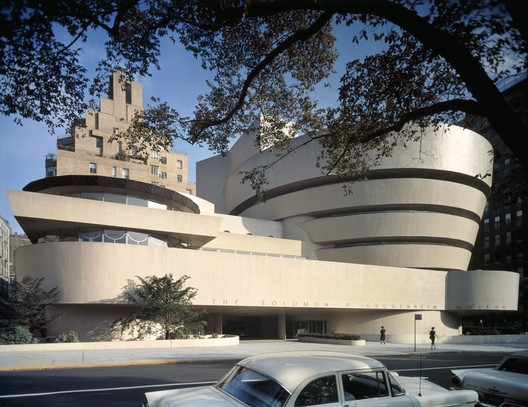 The 58-Year Evolution of Frank Lloyd Wright's Guggenheim Museum