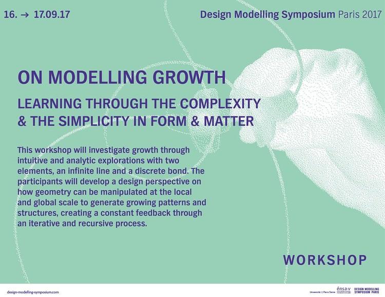 On modelling growth | Aprendiendo a través de la complejidad y simplicidad de la forma y la materia