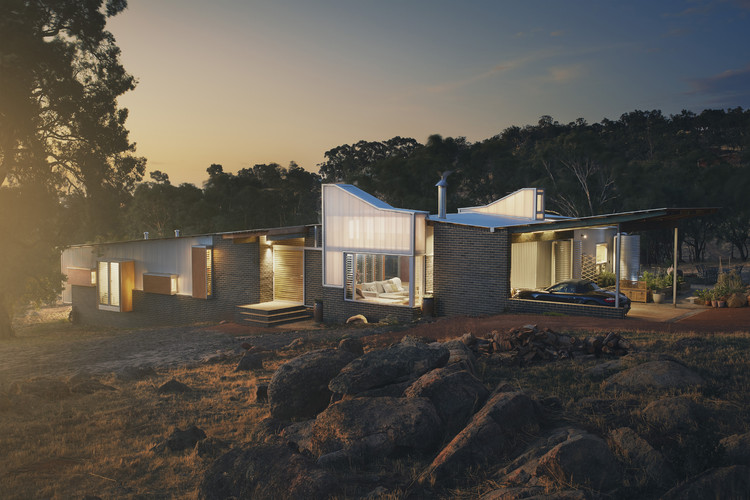 Mindalong House / Paul Wakelam Architect - A Workshop, © Luke Carter Wilton