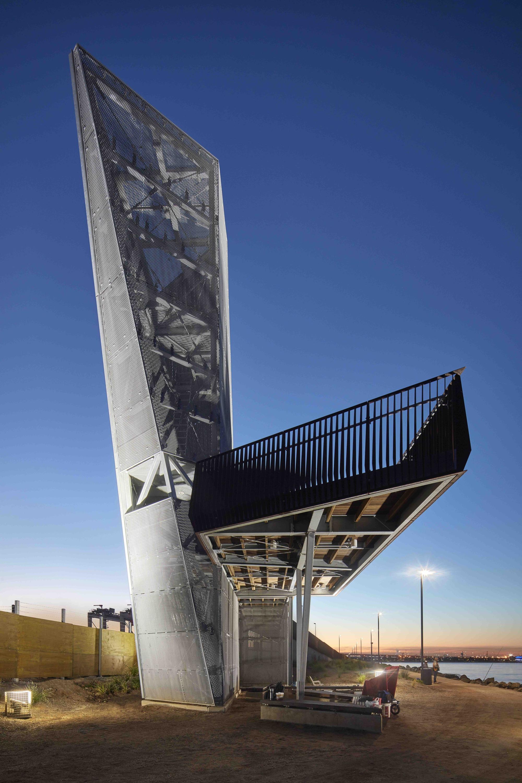 marvelous cox architecture #4: Sandridge Lookout / Cox Architecture