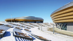 Ice Sports Center of the 13th China National Winter Games / Architectural Design and Research Institute of Harbin Institute of Technology