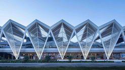 Qingdao Cruise Terminal / CCDI - MOZHAO Studio + CCDI JING Studio