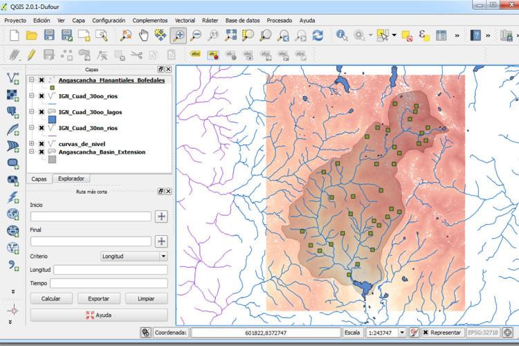 Como fazer um estudo de impacto ambiental apenas com software livre, Cortesia de Gidahatari