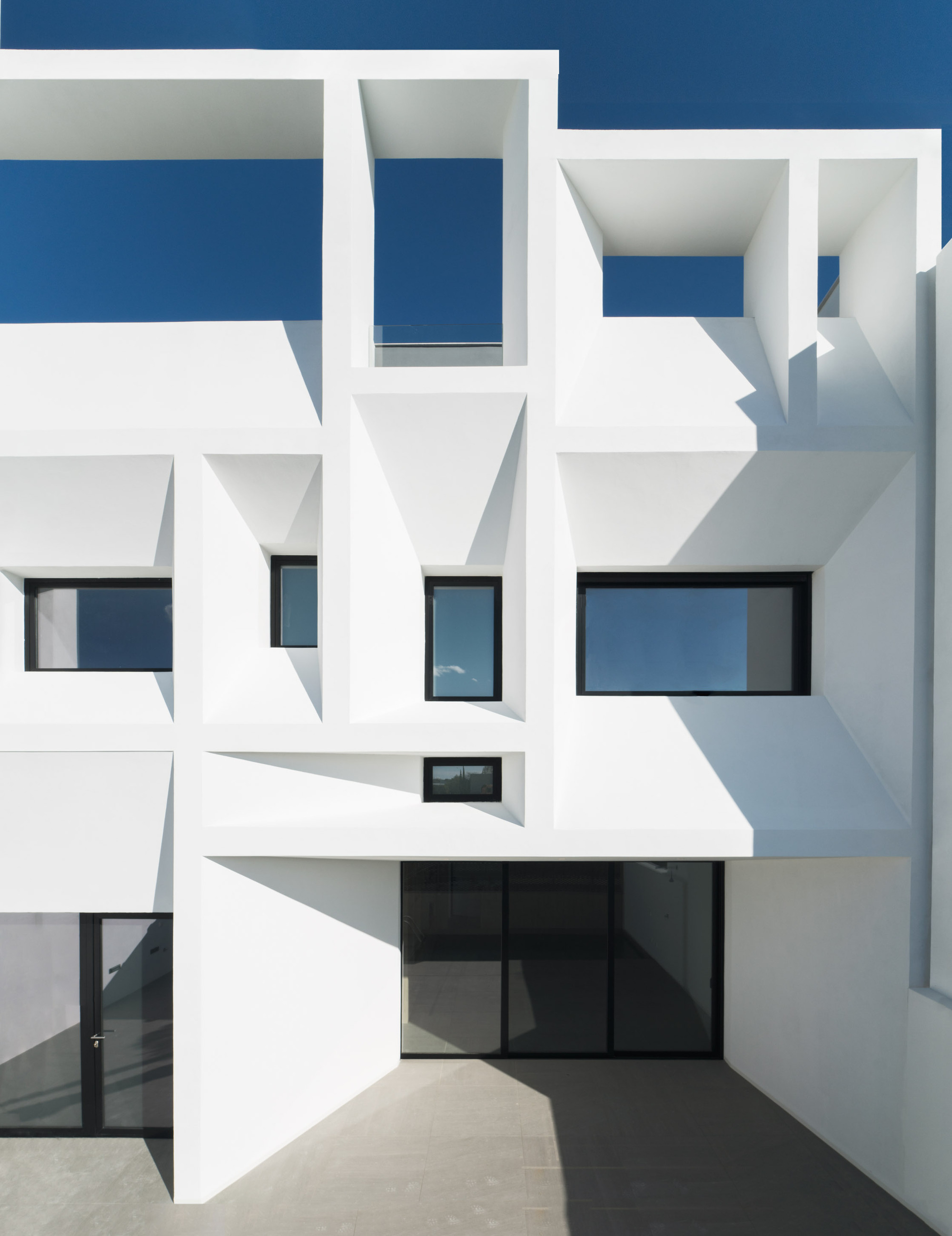Gallery of brise soleil house rub n muedra estudio de for Estudio arquitectura