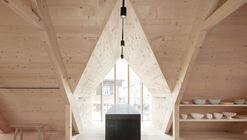 Tienda de jardinería Strubobuob / Innauer-Matt Architekten