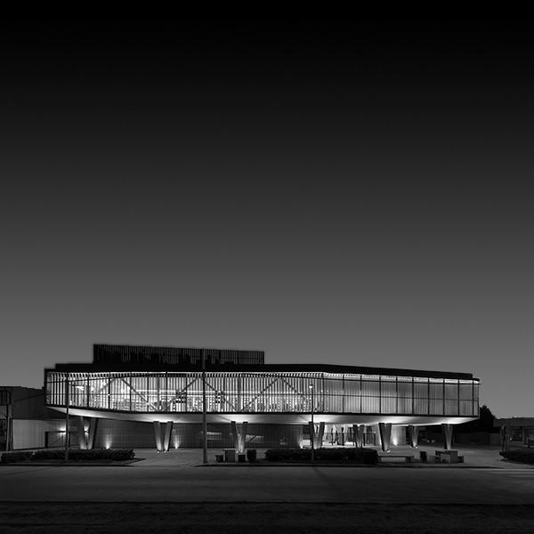 Centro Cultural Arauco / elton_léniz, © Felipe Díaz Contardo