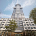 ROTTERDAMS SKYLINE TO REACH NEW HEIGHTS WITH 150 METER RESIDENTIAL TOWER