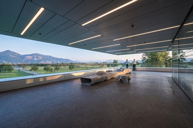 Doppelmayr Headquarters / AllesWirdGut Architektur, © Hertha Hurnaus