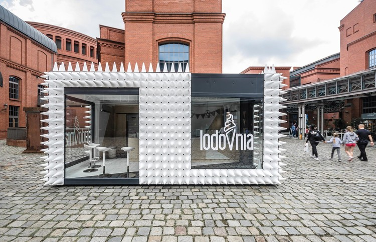 LODOVNIA Ice Cream Shop / mode:lina architekci, © Patryk Lewiński