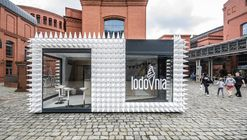 Tienda de Helados Lodovnia / mode:lina architekci