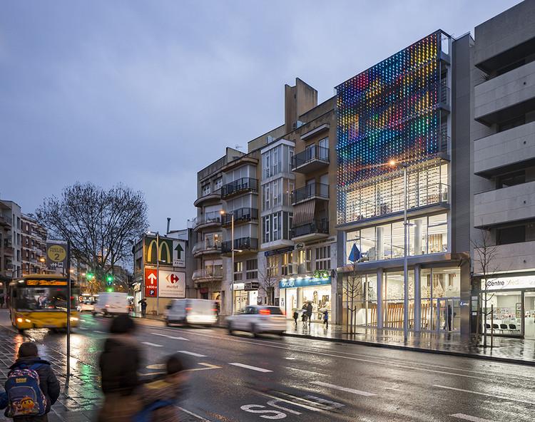 Aura's Insurance Company Building / Pich-Aguilera Architects, © Simón García