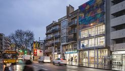 Aura's Insurance Company Building / Pich-Aguilera Architects