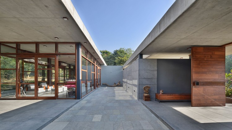 The House by the Trees  / MODO Designs, © Monika Sathe