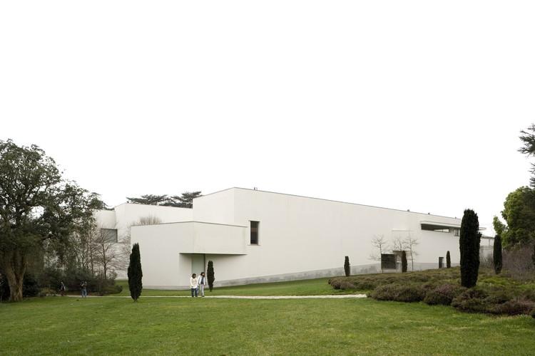 Museu de Serralves, de Álvaro Siza, pelas lentes de Fernando Guerra, © Fernando Guerra | FG+SG
