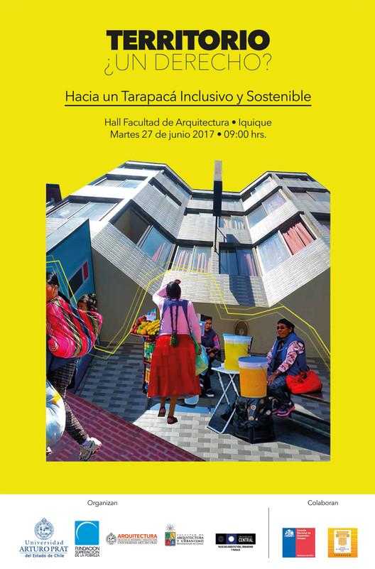 Seminario 'Territorio ¿un derecho?: hacia un Tarapacá inclusivo y sostenible', Delegación Tarapacá Colegio de Arquitectos de Chile