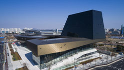 Hyundai Motorstudio Goyang / Delugan Meissl Associated Architects