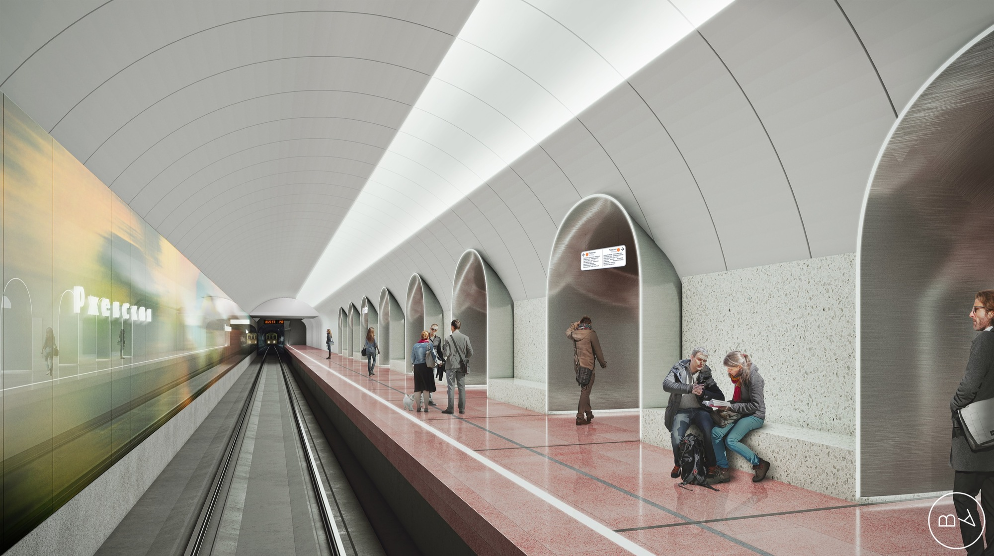 Gallery of Blank Architects Win Competition to Design ...