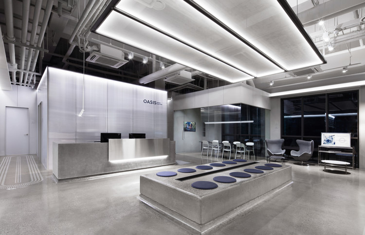 OASIS Veterinary Betwin Space Design ArchDaily