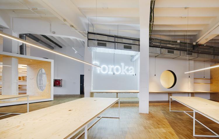 Oficina Goroka / Isern Serra + Sylvain Carlet, © José Hevia