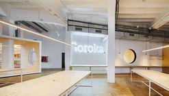 Oficina Goroka / Isern Serra + Sylvain Carlet