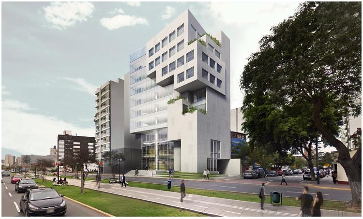 Nueva sede de colegio de ingenieros del per se construir - Estudio arquitectura toledo ...