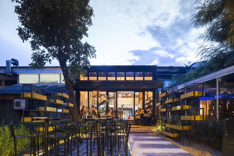 Restaurante Noah / Mooca Arquitetos Associados, © Joana França